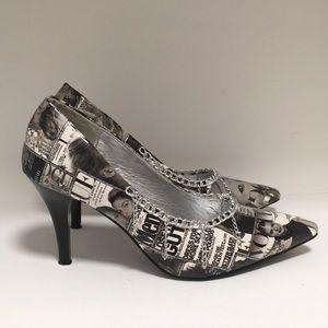 Shoes - Vogue design heels